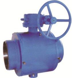 燃气用全焊接固定式球阀-全焊接球阀系列–九特阀门