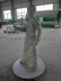 河南和业玻璃钢雕塑 定制玻璃钢人物雕塑造型