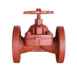 NDV阀门大口径铸铁手动隔膜阀401-*-125/300