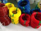 4KV彩色硅橡胶玻璃纤维套管