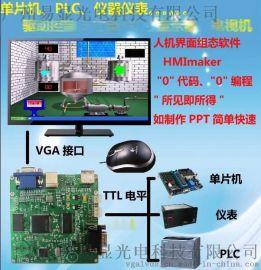 工控機,嵌入式工控機,VGA工控機