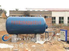 10吨20吨无塔供水设备厂家、压力罐价格、质量保证