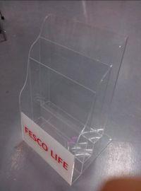 资料盒 透明亚克力行李盒 亚克力展示盒 有机玻璃展示盒 资料展示