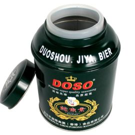塑料内胆包装铁罐(GQ-044)