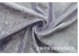 天鹅绒包边布