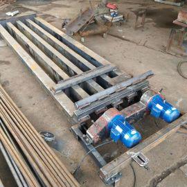 混凝土实心梁模具 牧原用预制梁成型机 钢筋笼混凝土内振拉模机