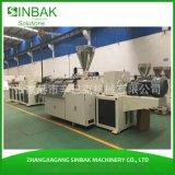 廠家直銷PVC110-200排水/電力管生產線,PVC塑料管材擠出機