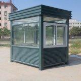 廣州廠家直銷玻璃房 戶外物業高檔小區治安 保安崗亭