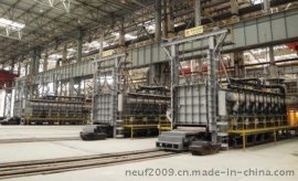 台车式热处理炉脉冲燃烧热处理炉制造商沈阳东大工业炉有限公司