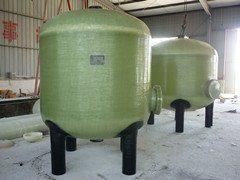 供应玻璃钢活性炭玻璃钢树脂罐厂家