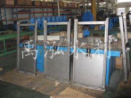 黄冈机闸一体式钢制闸门,黄冈钢闸门,黄冈闸门.