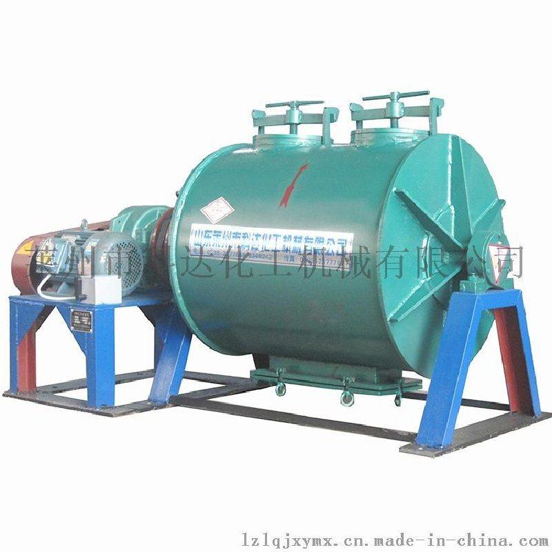 研磨机 卧式球磨机1000L干粉研磨 莱州科达化工机械