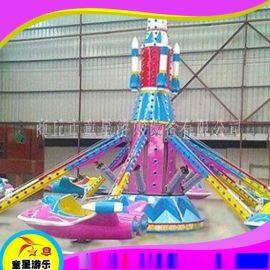 商丘童星游乐设备厂家自控飞机新型儿童游乐设备报价