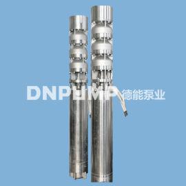 QJR不锈钢井用潜水泵_井用泵型号参数_德能泵业