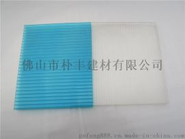 PC透明阳光板,3-20mmpc透明阳光板厂家