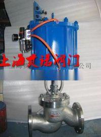 ZSPQ-16C_ZSPQ-16P气动活塞式快速切断阀