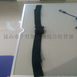 皮划艇辅助物品捆绑休闲背包带3.7*520L带插扣