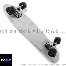 最新設計專業競技碳纖維滑板適用歐美客戶
