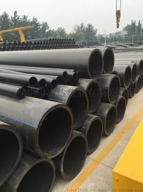 供应力达塑业HDPE管材 PE给水管 小区用PE管