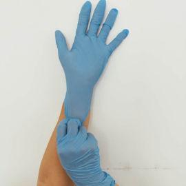 一次性手套pe薄膜美容家务食品餐饮透明pvc手套