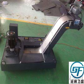 数控镗铣床排屑机刮板式排屑机专业生产排屑机