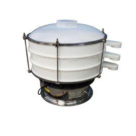 ZY系列塑料防腐振动筛食品  震动筛高效率低耗能筛粉机振英机械