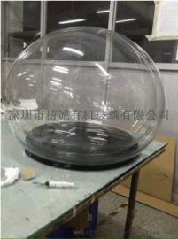 广东亚克力球罩厂家 异型灯罩