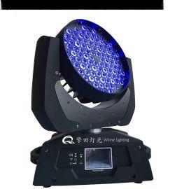 擎田灯光QT-M 3018LED摇头灯,图案灯,效果灯,全彩LED摇头灯,调焦摇头灯