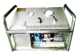 压缩空气增压机-压缩空气增压台-压缩空气增压泵