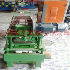 上海奥发厂家供应全自动C84广告扣板成型设备、彩钢瓦设备