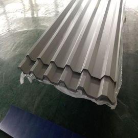 北京供應YX35-190-950型單板 0.3mm-1.0mm厚 彩鋼壓型板/豎排牆板/奔馳4S店專用板/坲碳漆層壓型板