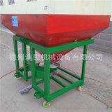 浩民双盘铁桶1500公斤扬肥机各种撒肥机施肥器 撒播机浩