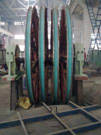 工程矿山用提升设备 调度绞车提升机钢丝绳地轮天轮