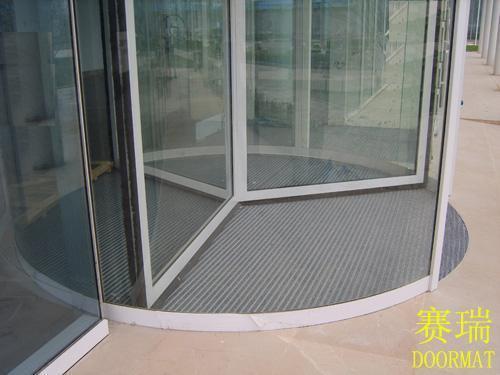 门厅铝合金除尘地垫