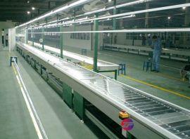 镀锌链板输送线,不锈钢链板输送机,链板输送线