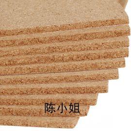 3mm软木板 留言板照片墙软木板
