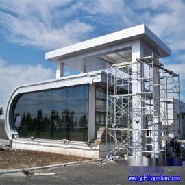 宜昌氟碳铝单板幕墙 4S店铝单板幕墙定做 幕墙冲孔铝单板 氟碳铝单板厂家