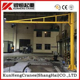 上海电动旋臂吊0.25T柱式悬臂吊欧式旋臂起重机