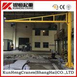上海電動旋臂吊0.25T柱式懸臂吊歐式旋臂起重機