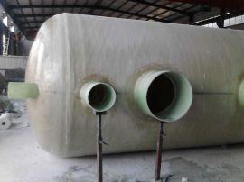 厂家直供玻璃钢化粪池 环保家用化粪池性价比**