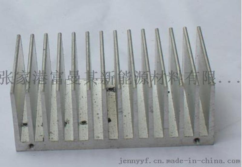 供應鋁型材散熱器按需定製