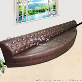 定做酒店沙发 ktv包房沙发 舞厅沙发 异形沙发