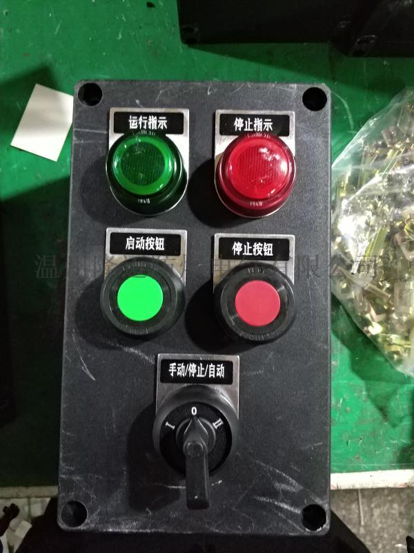 LNZ-SA2D2K1三防操作柱(三位轉換開關)