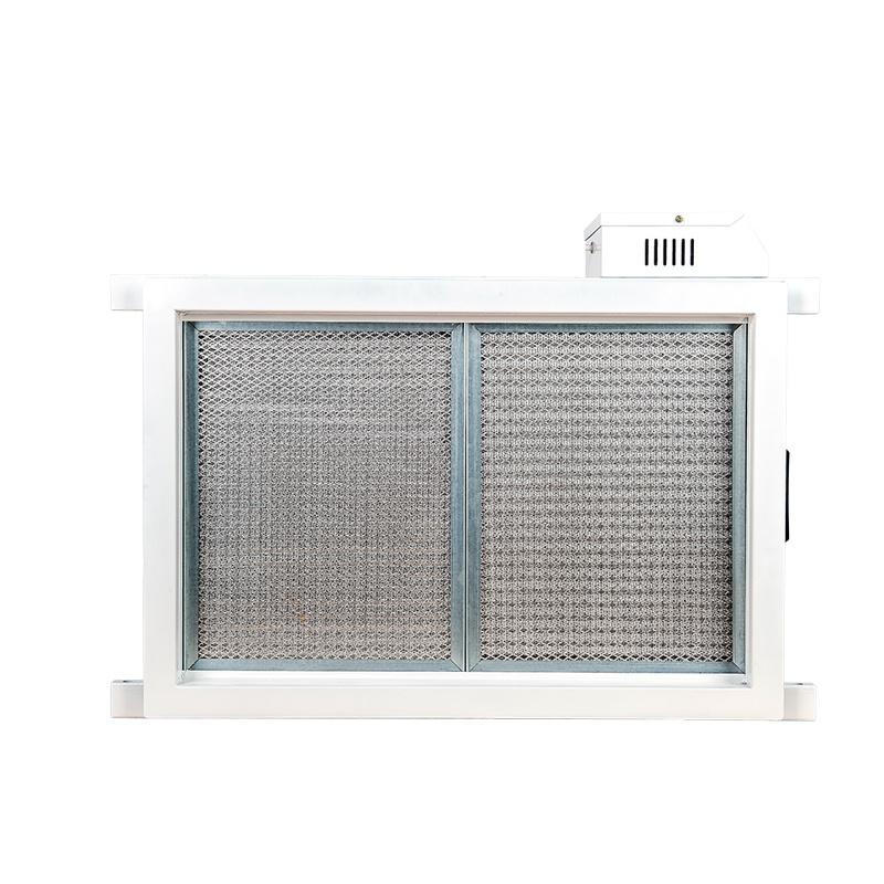 利安达风管式静电除尘净化器