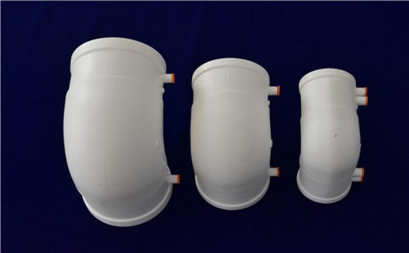 陕西铜川 PERT II型电熔管件 现货直发
