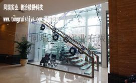 悬浮型全玻璃楼梯 厂家一站式定制服务