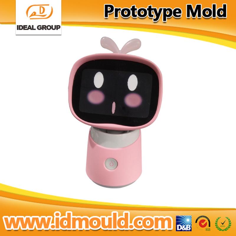 深圳手板模型、機器人模型音箱、大白音箱模型3d列印加工塑膠手板