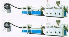 青岛捷动LXG-200碳素螺旋管生产线