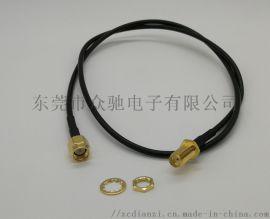 RF同軸連接線 SMA射頻轉接線