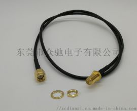 RF同轴连接线 SMA射频转接线